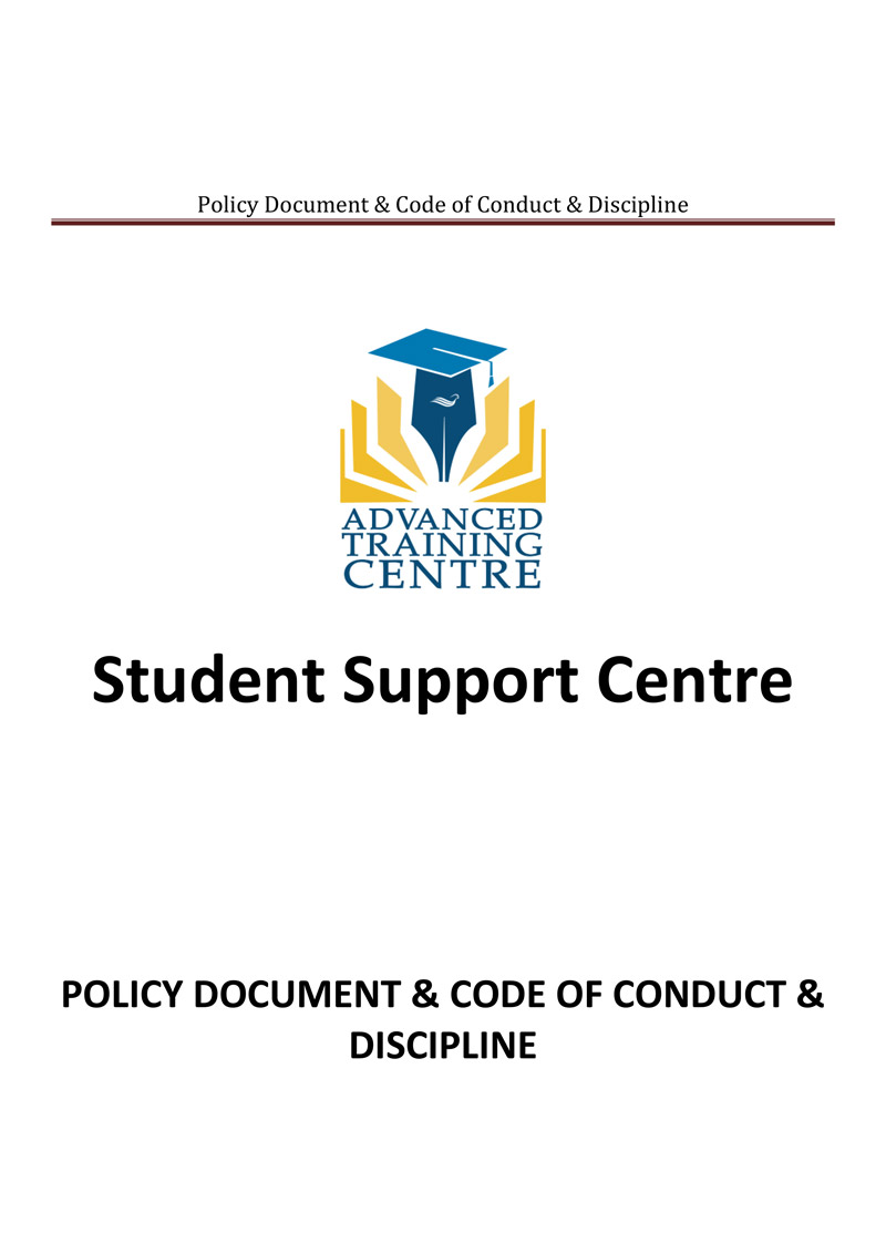 Policy - Code of Conduct