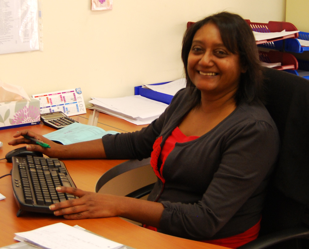Leading Home Education Academy Co-ordinator - Veni Chetty