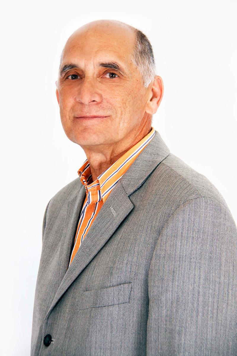 Pastor Clive Rose